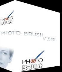 برنامج تصميم الصور photobrush