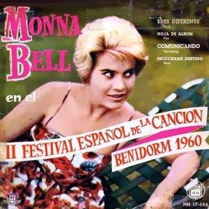 Monna Bell Nubes De Colores Olvidate Torneo Cancion De Juventud