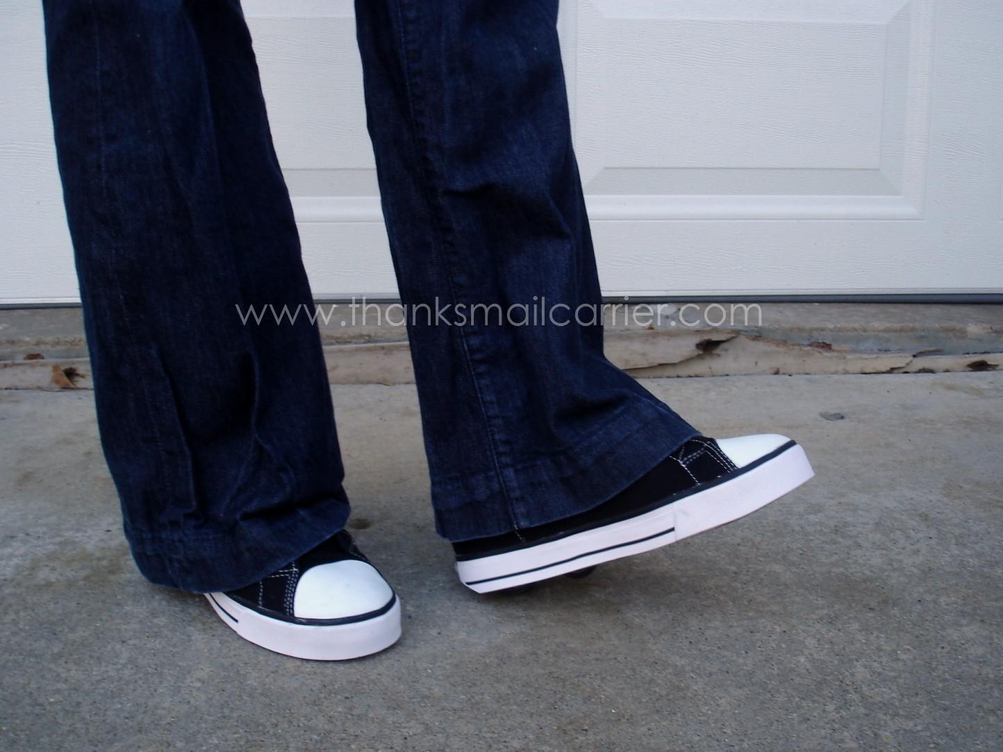 Heely skate shoes reviews - Heelys Review