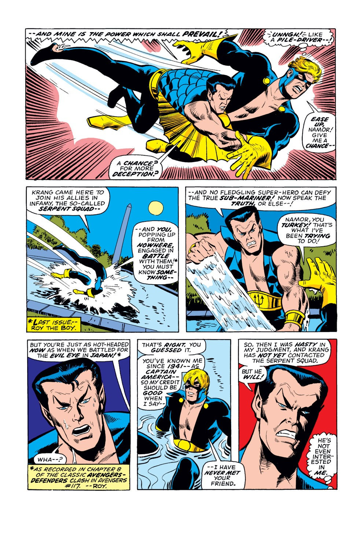 Captain America (1968) Issue #181 #95 - English 5