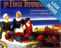 http://www.amazon.com/First-Thanksgiving-Picture-Puffins/dp/0698113926/ref=sr_1_1?s=books&ie=UTF8&qid=1384000541&sr=1-1&keywords=the+first+thanksgiving+by+jean+craighead+george