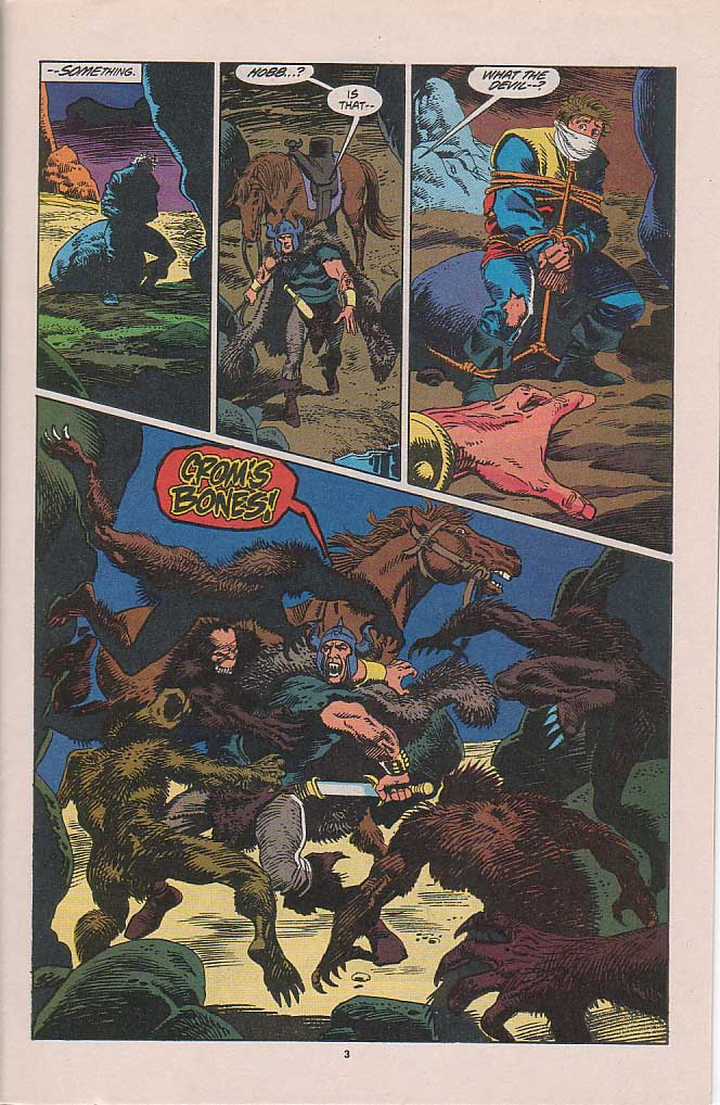Conan the Barbarian (1970) Issue #263 #275 - English 4