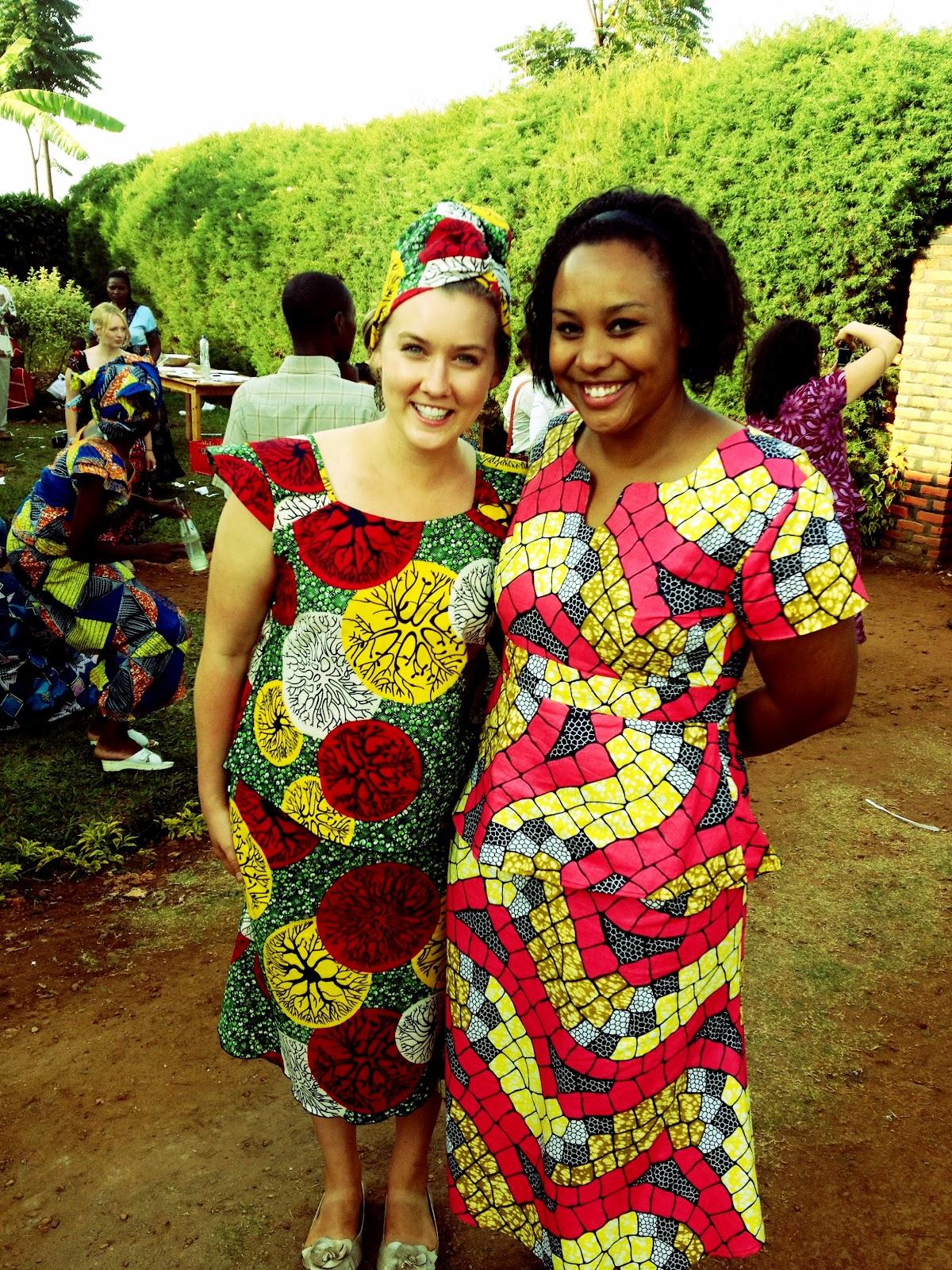 Rwanda Dress