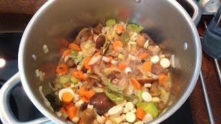 Konarzyńska zupa grzybowa