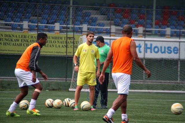 Royal Wahingdoh face Bhawanipore FC