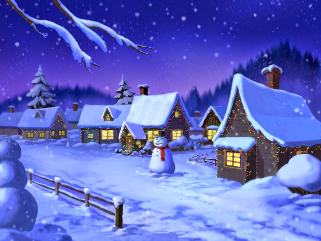 Las mejores postales navide as imagenes de amor bonitas - Postales navidenas bonitas ...