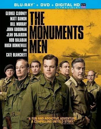 The Monuments Men 2014 720p BRRip AC3 5.1 900mb