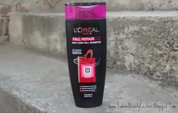 L'oreal Oil Control Shampoo Shampoo is L'oreal Fall