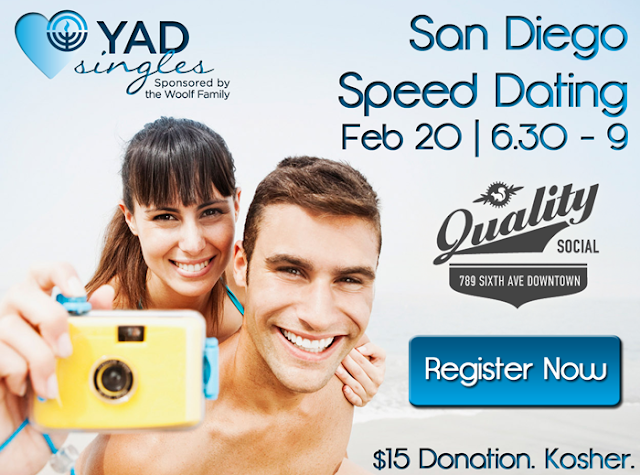 Speed dating in san diego