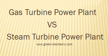 comparison between gas turbine gas Many new gas power plants in north america and europe are of the combined cycle gas turbine type as for gas) the difference between hhv and lhv for gas.