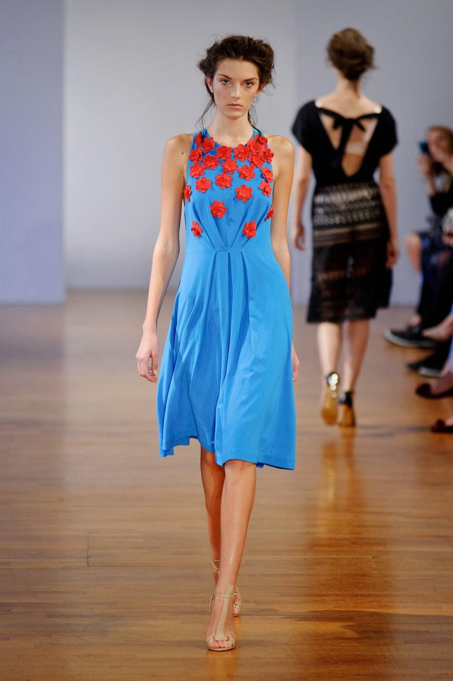 Collette dinnigan fashion show 97