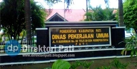 Kantor Dinas Pekerjaan Umum (PU) Kabupaten Pati