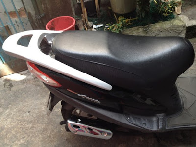 Bán xe máy cũ Victori màu đen chính chủ - 6,3tr