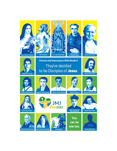 Saints and Intercessors of World Youth Day Rio