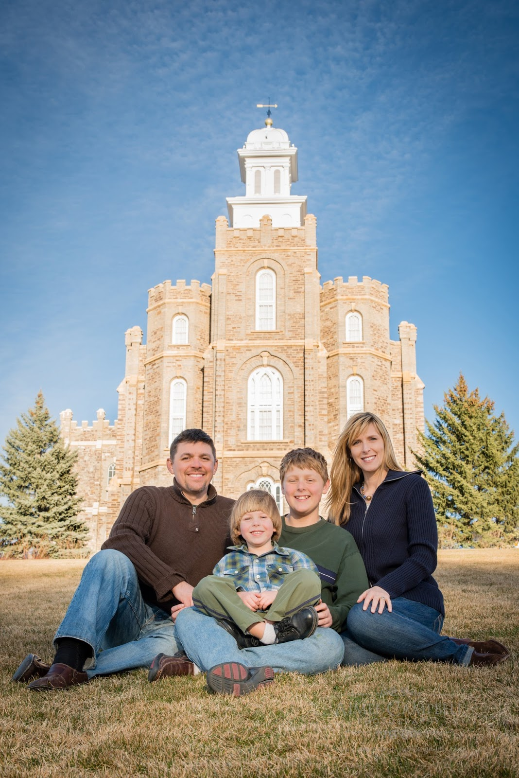Family Photos Logan Utah