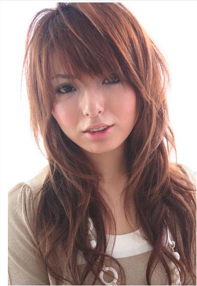 Rambut seperti ini akan terus menjadi model gaya rambut 2013