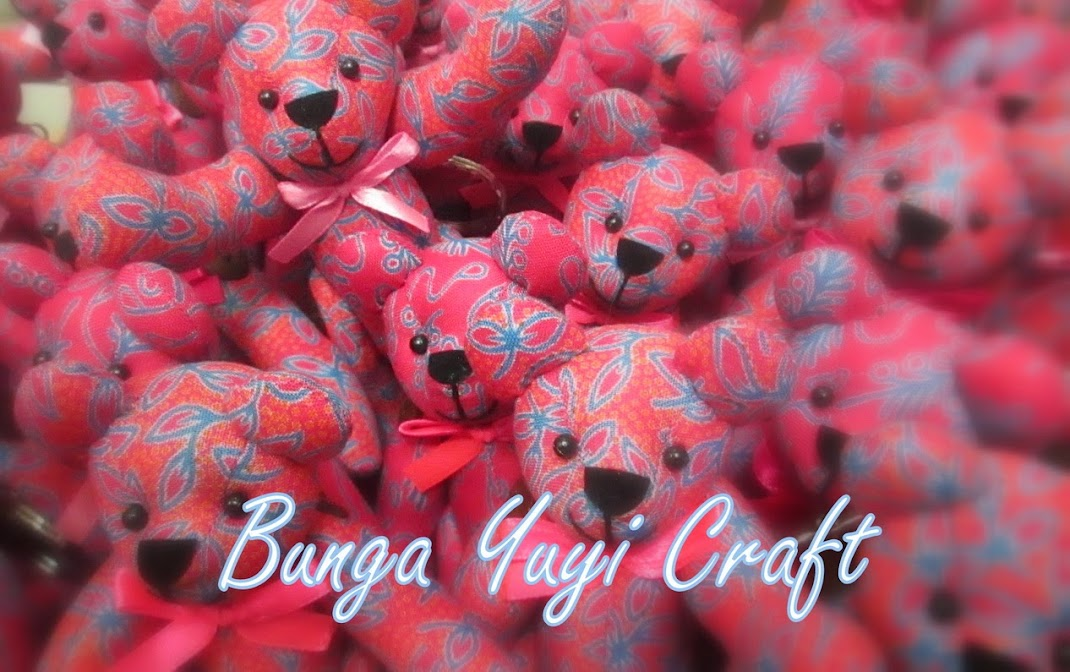 Bunga Yuyi Craft