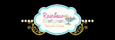 Welcome to Rainbow Craftykari Blog