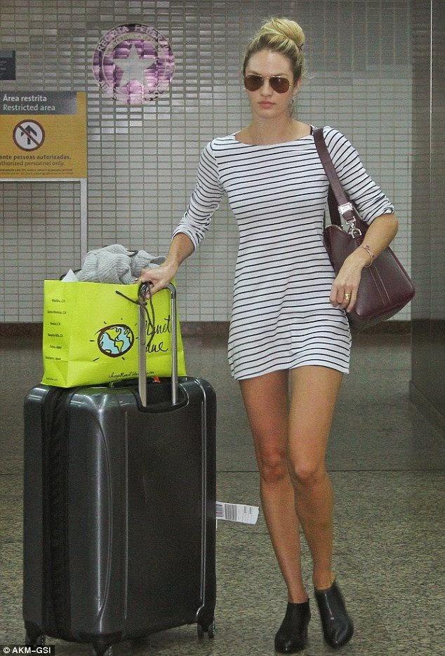 แฟชั่นไอคอน Candice Swanepoel