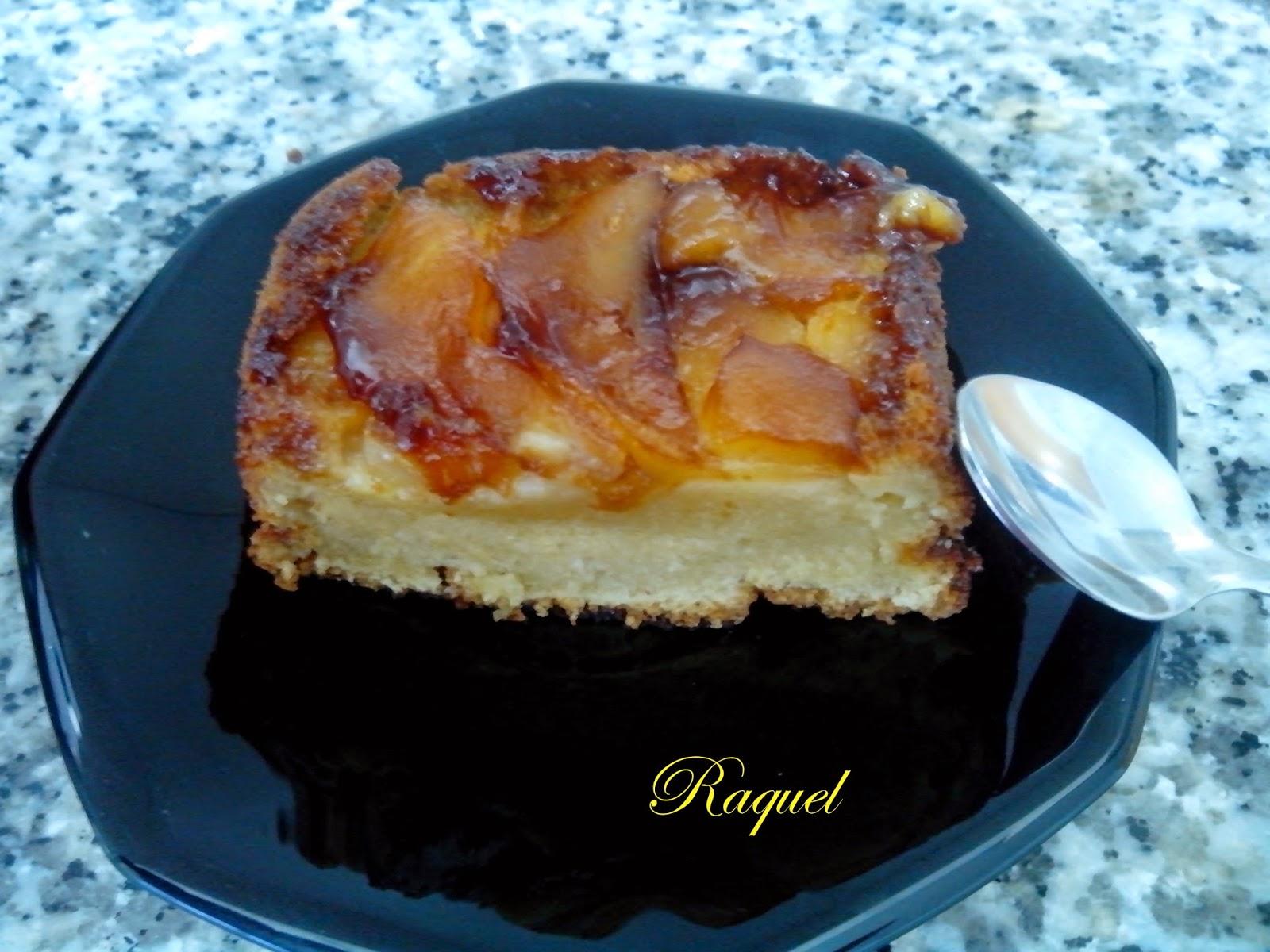Tarta De Manzanas Caramelizadas