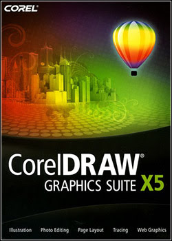 Download - CorelDRAW Graphic Suite X5 - Português + Keygen