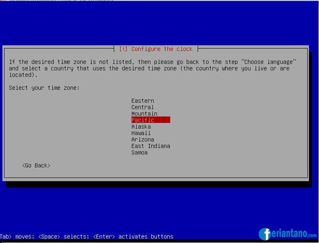 Cara Install Debian 6 Squeeze Berbasis Text CLI Lengkap Dengan Gambar - Feriantano.com
