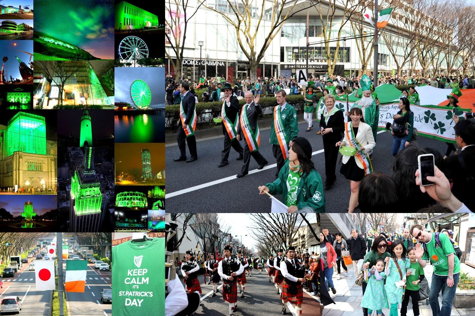 第22回セントパトリックスデーパレード東京パーフェクトガイド✰Ultimate 22nd St Patrick\u0027s Day Parade TOKYO  JAPAN GUIDE✰