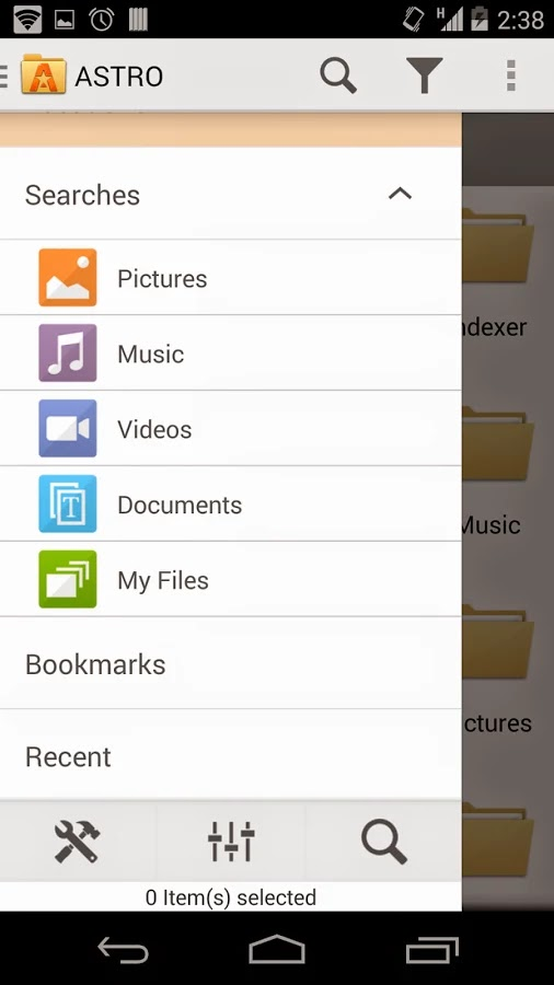ASTRO File Manager with Cloud PRO v4.6.0.1