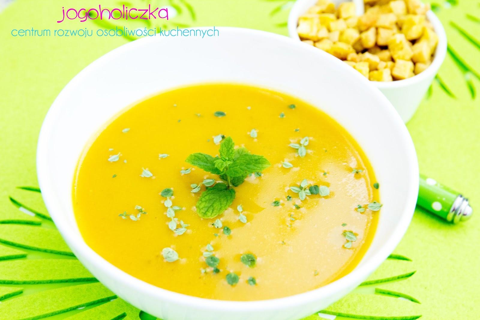 Zupa dyniowa i