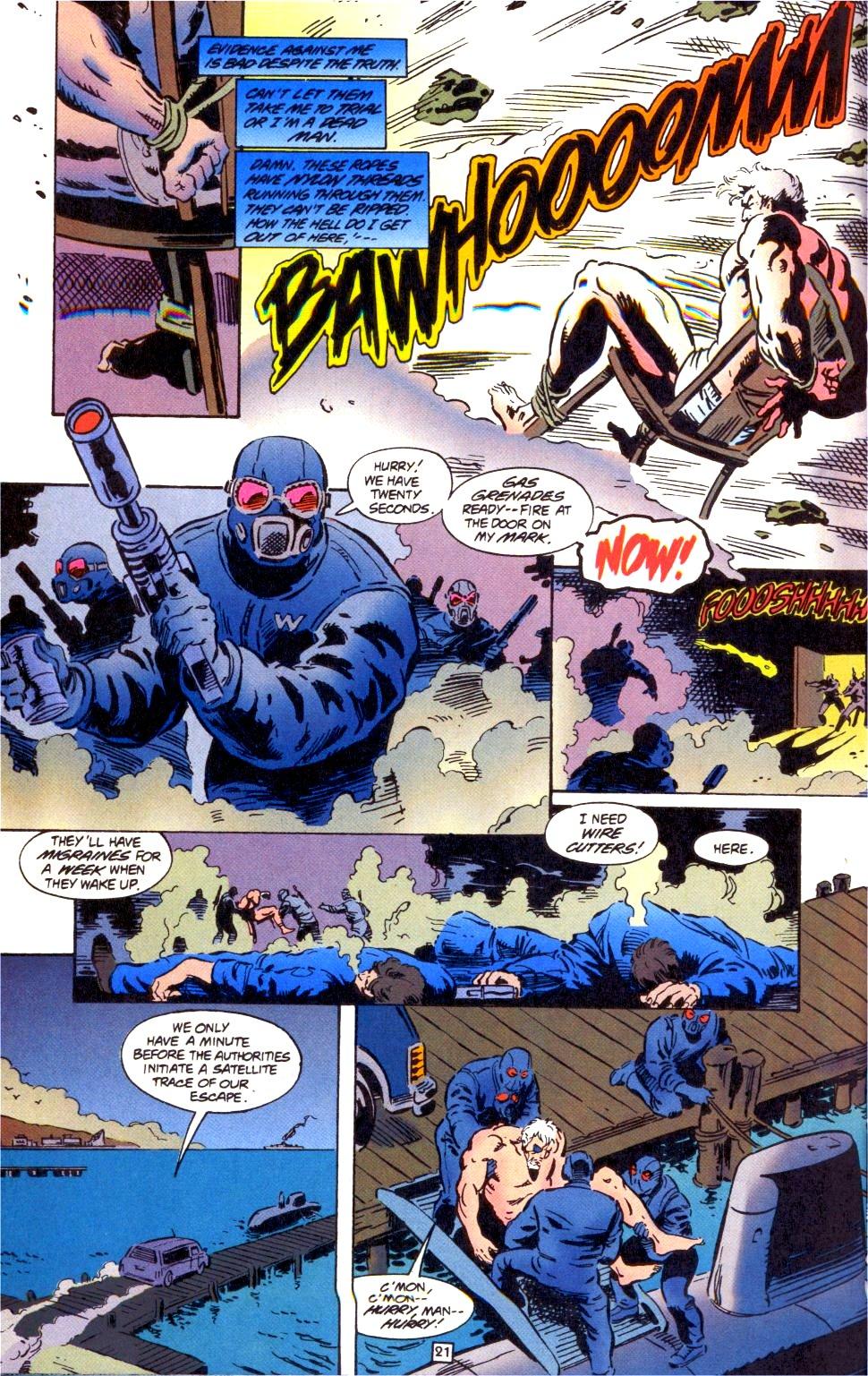 Deathstroke (1991) Issue #0 #5 - English 22