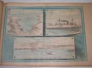 Showing USS CHARLESTON and GUAM ISLAND (guam)