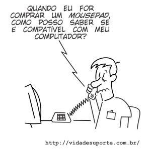 PRIMEIRO CONTATO COM O MUNDO DA INFORMÁTICA...