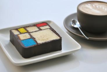 Modern Art Desserts - San Francisco Museum of Modern Art