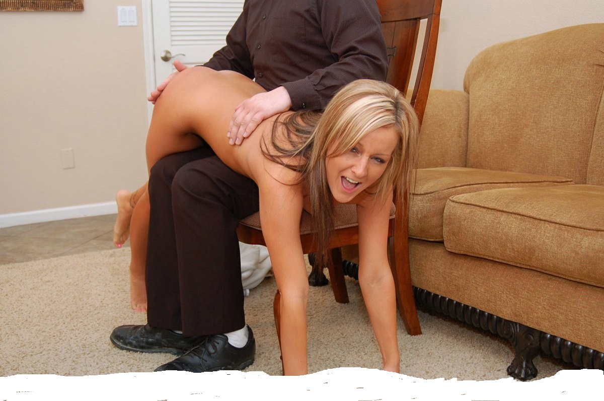 wife loves to be spanked
