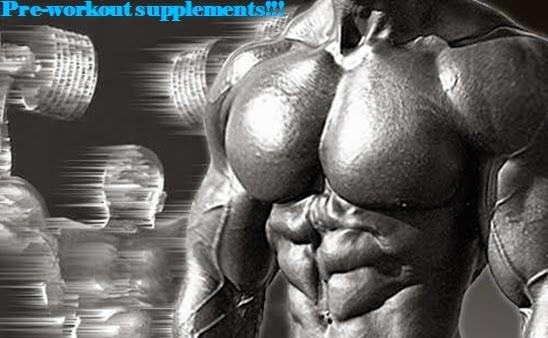 Pre-workout-sympliromata