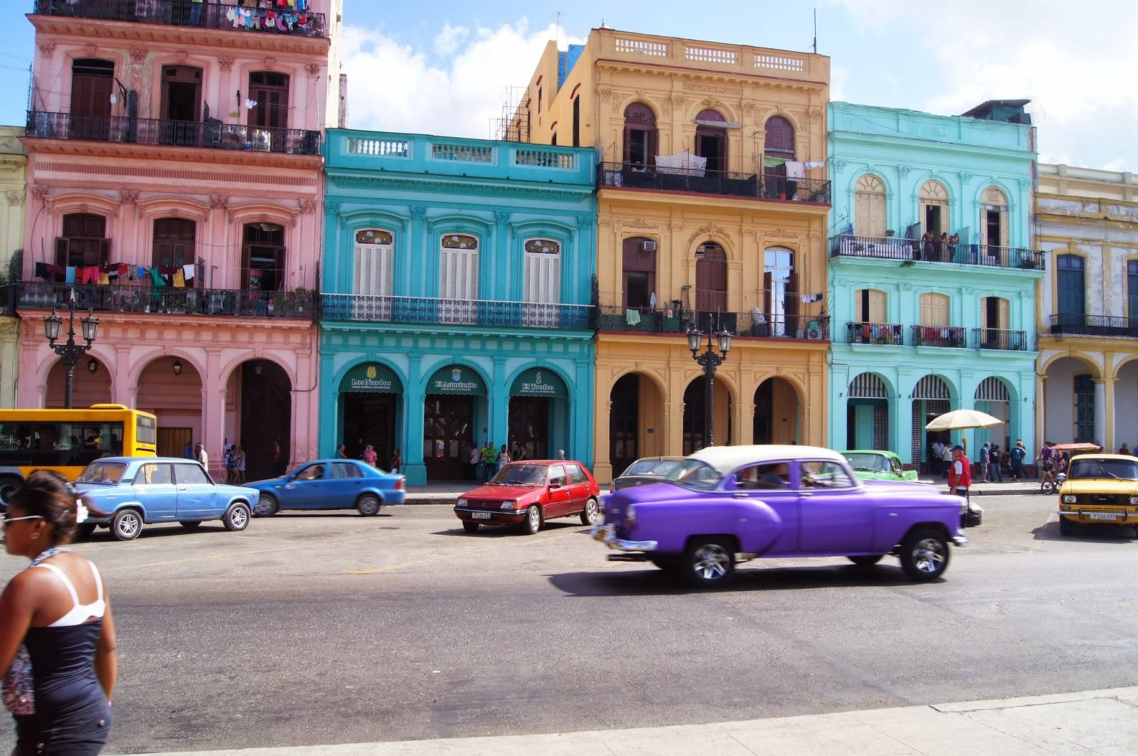 Bilderesultat for gamle biler i cuba