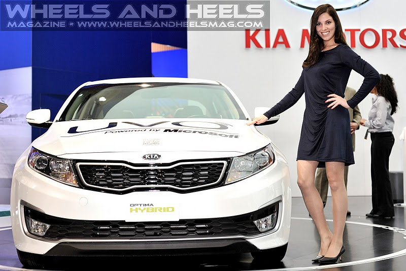 Wheels and heels magazine w hm 2012 ces models from for Kia motors latest models