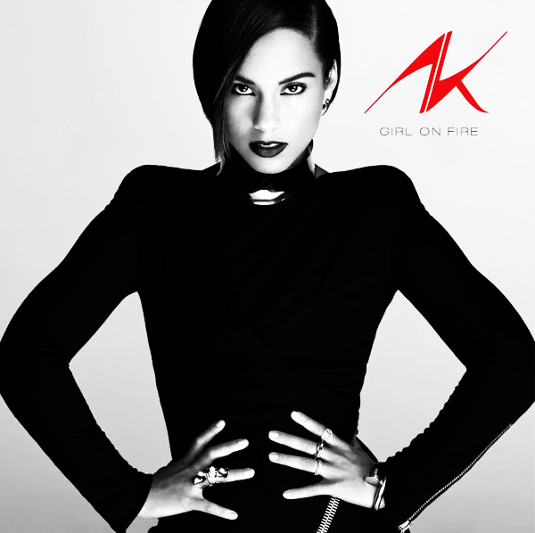 Copertina Alicia Keys - Girl On Fire