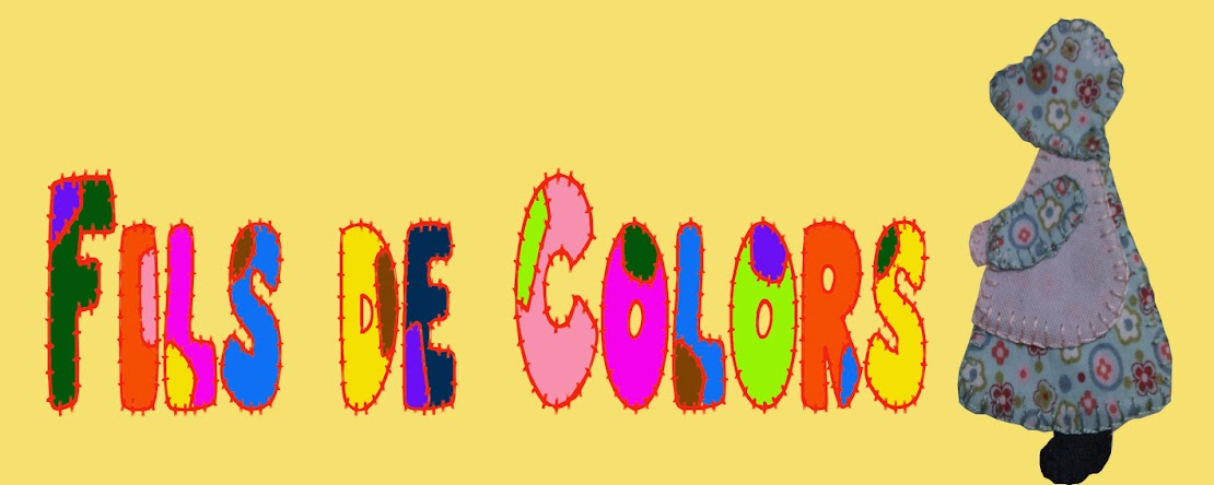FILS DE COLORS