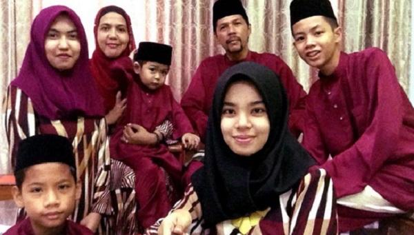keluarga Puteri Nabilah