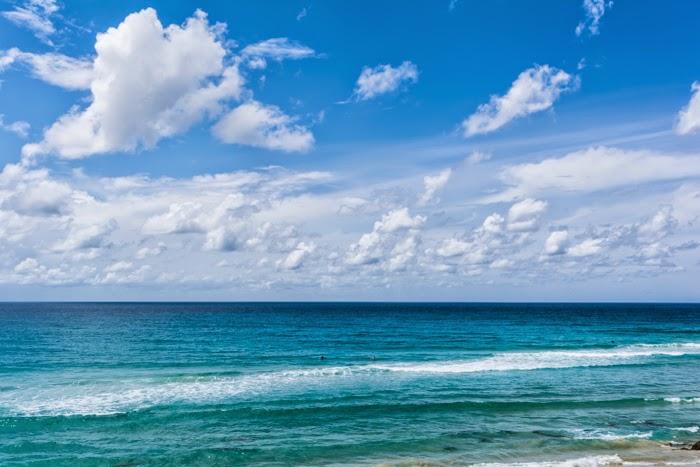 тихоокеанское побережье Австралии Голд кост