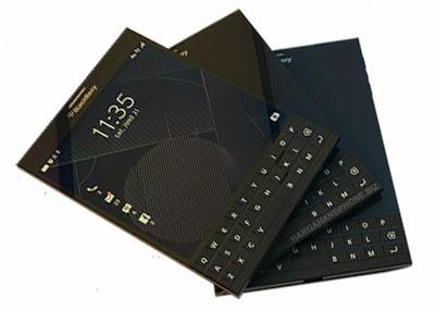 Gambar Blackberry Passport