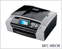 Brother MFC-490CW