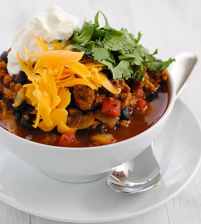 Tasty Super Bowl Chili Recipes