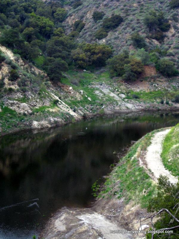 San dimas reservoir fishing exploration video hunting for Puddingstone lake fishing