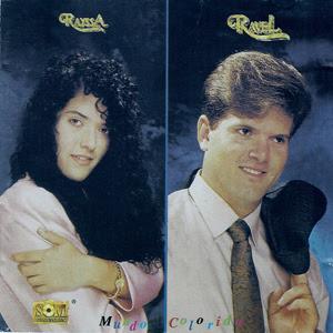 Rayssa e Ravel - Mundo Colorido 1996