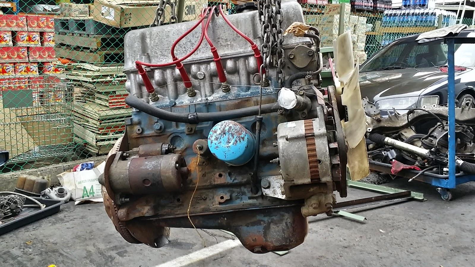 Datsun L18 Datsun L20b Engine Dyno Tuning Jpc Youtube