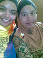 wif my lovely cousin iqa