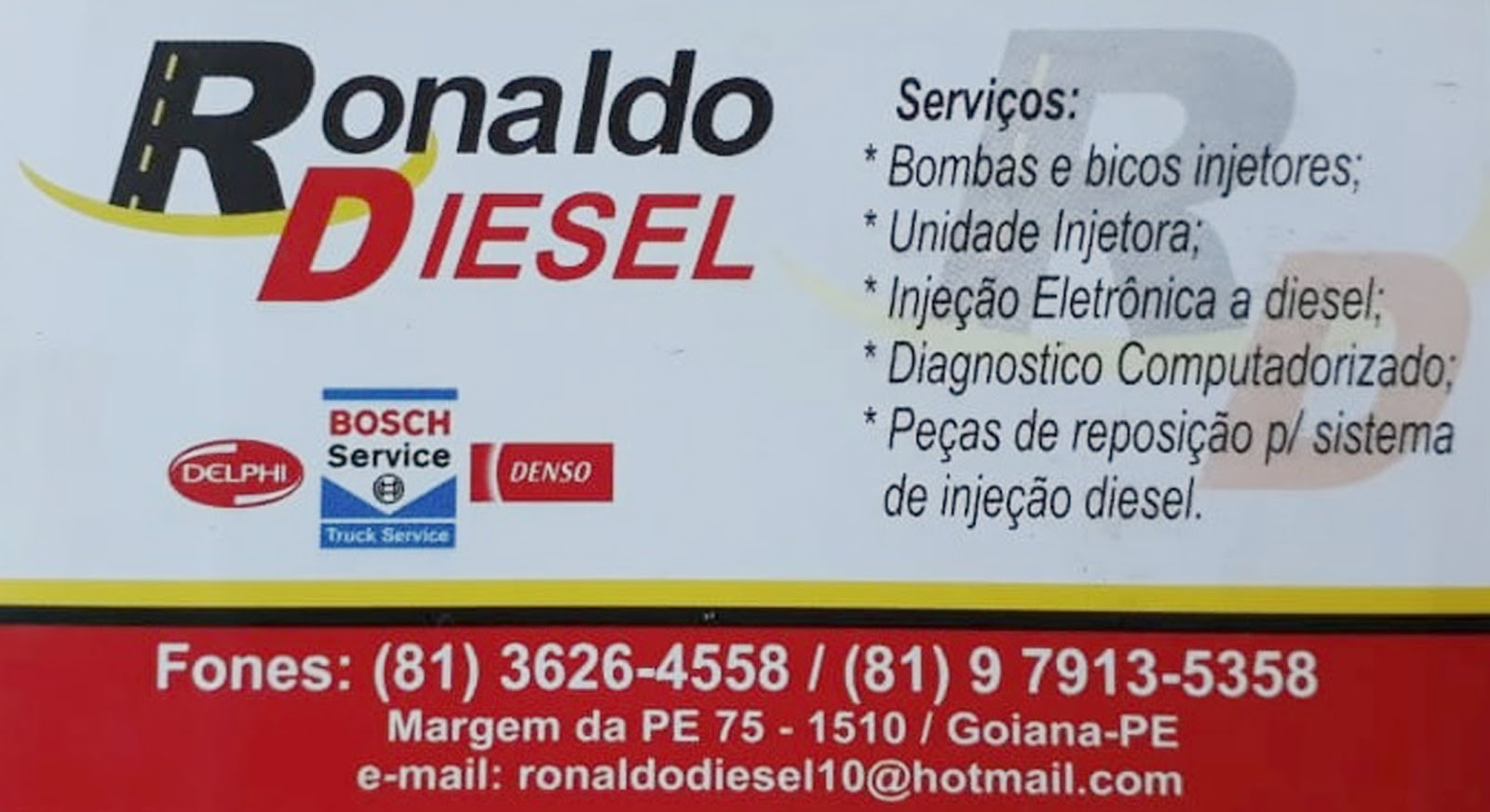 Ronaldo DIESEL