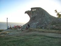 tourismo paisajes Aguila Atlantida  Uruguay